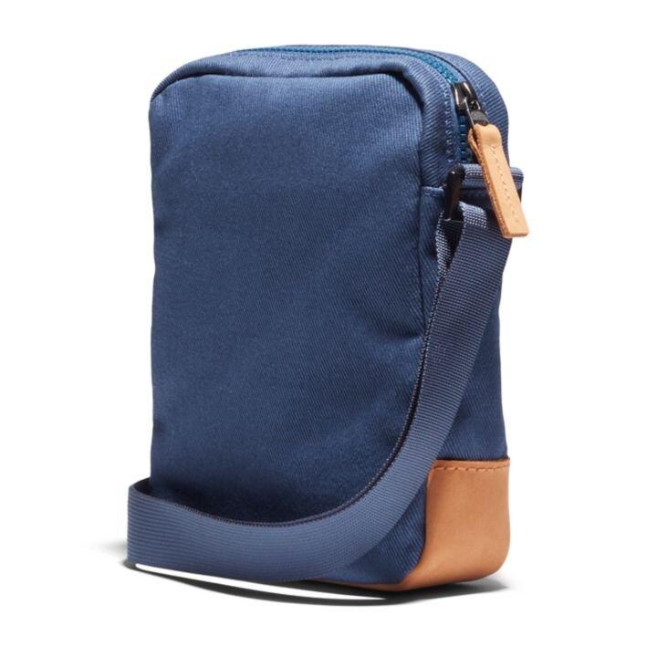 Needham Mavi Çapraz Askılı Çanta