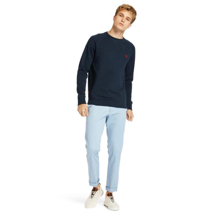 Exeter River Lacivert Erkek Sweatshirt
