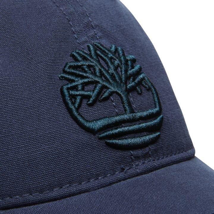 Soundview Lacivert Erkek Kanvas Şapka