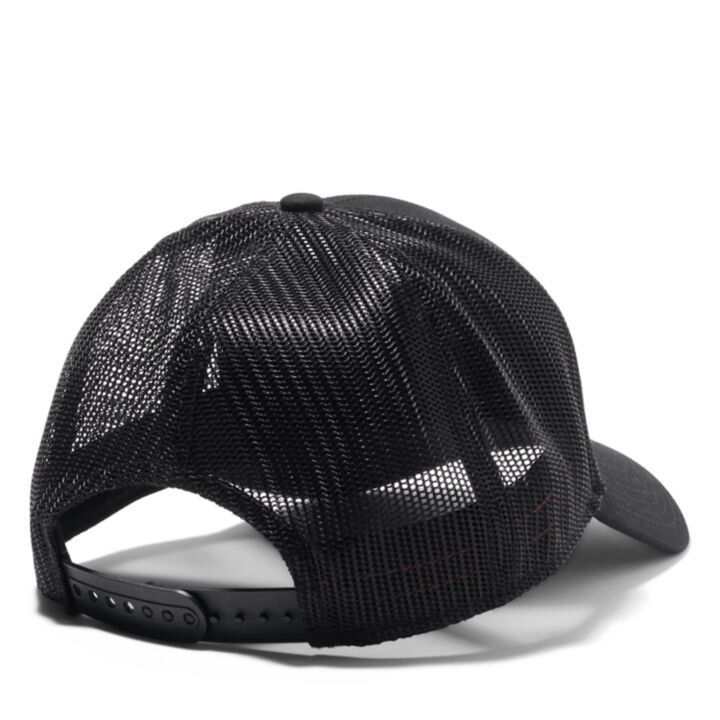 Trucker Siyah Erkek Şapka