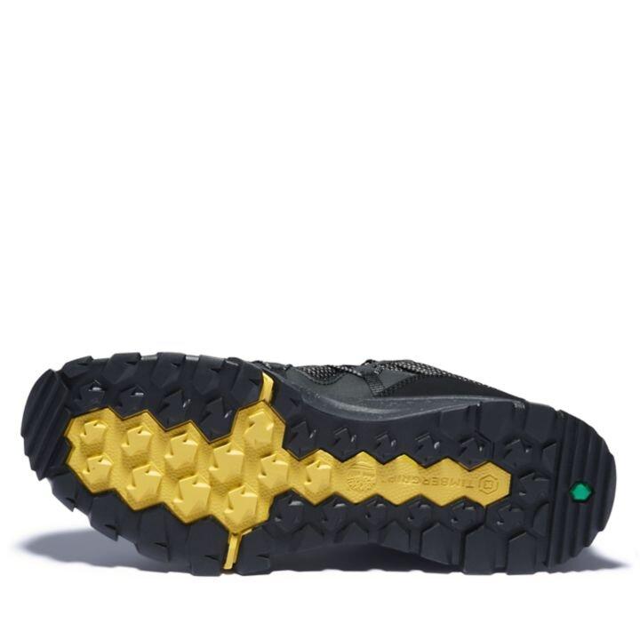 Garrison Siyah Erkek Doğa Yürüyüş Ayakkabısı