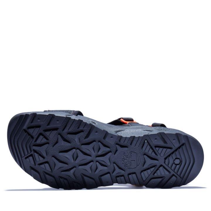 Ripcord Siyah Erkek Sandaleti