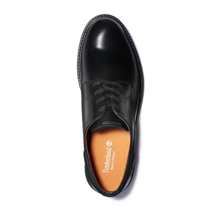 Oakrock LT Siyah Erkek Oxford Ayakkabı