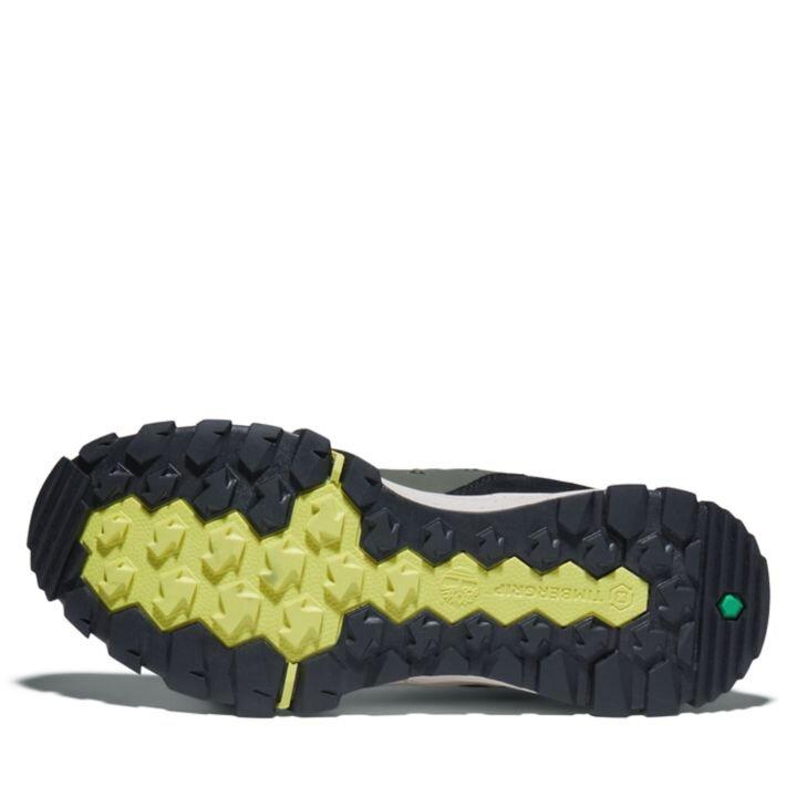 Garrison Trail Koyu Yeşil Erkek Kısa Bilekli Yürüyüş Ayakkabısı