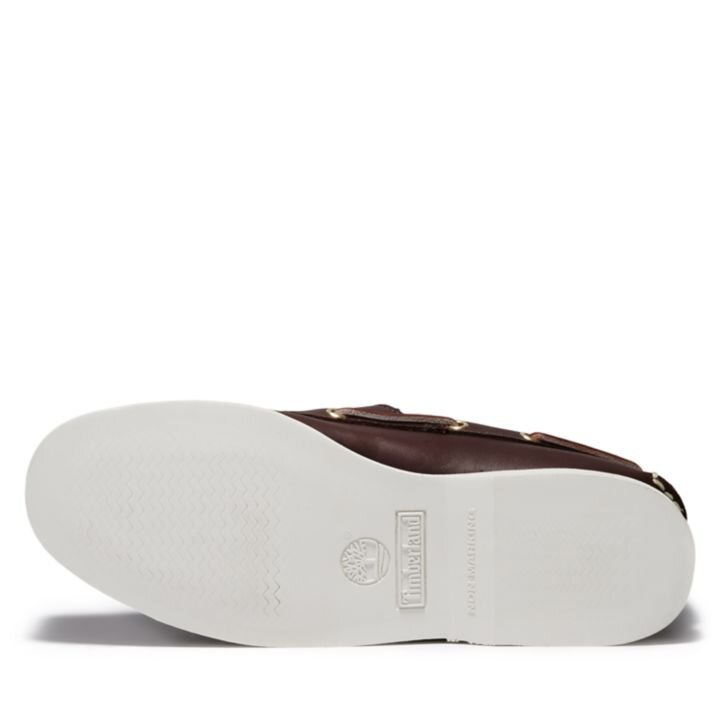 Klasik Kahverengi Erkek Tekne Ayakkabısı