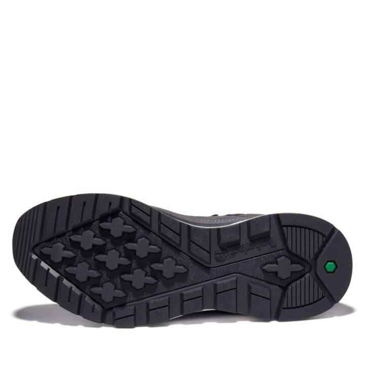 Field Trekker Gri Kısa Bilekli Yürüyüş Ayakkabısı