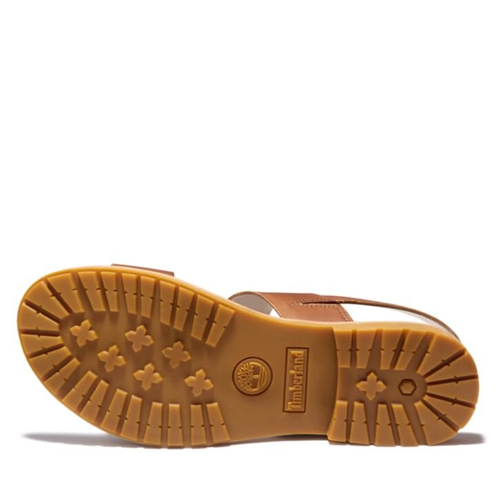 Chicago Riverside Kahverengi Kadın Sandalet