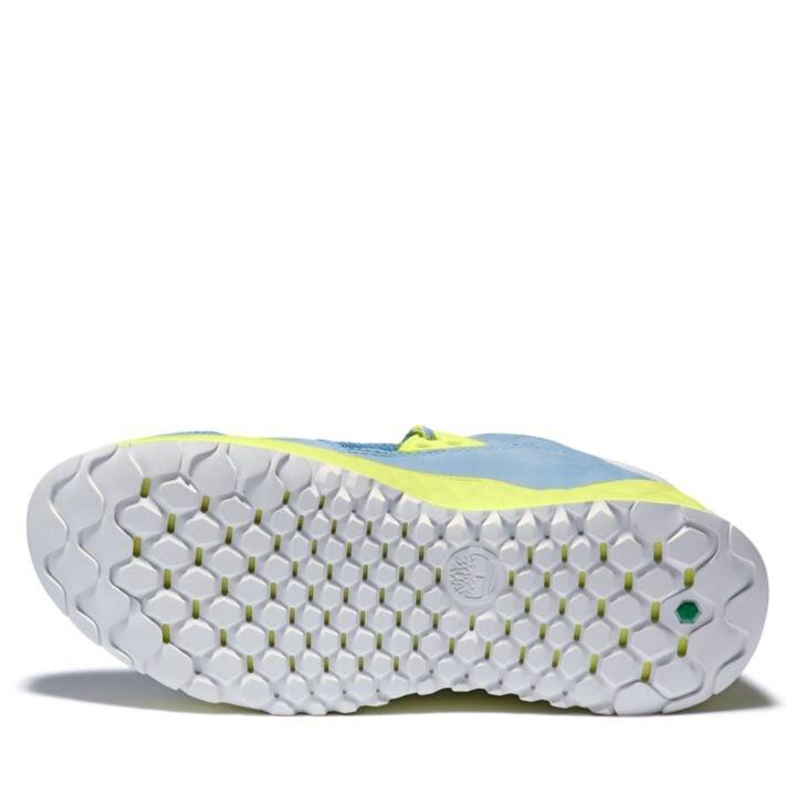 Solar Wave Açık Mavi Kadın Yürüyüş Ayakkabısı