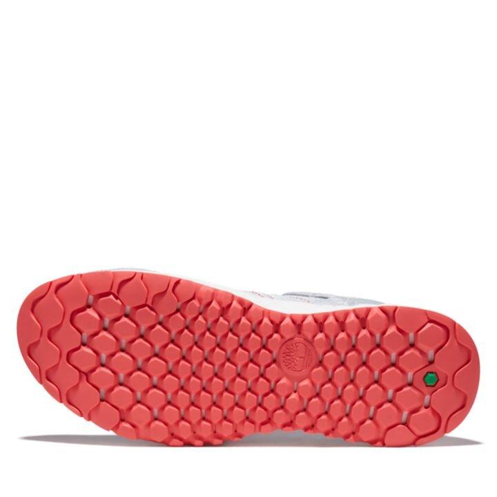 Solar Wave Gri Kadın Spor Ayakkabısı