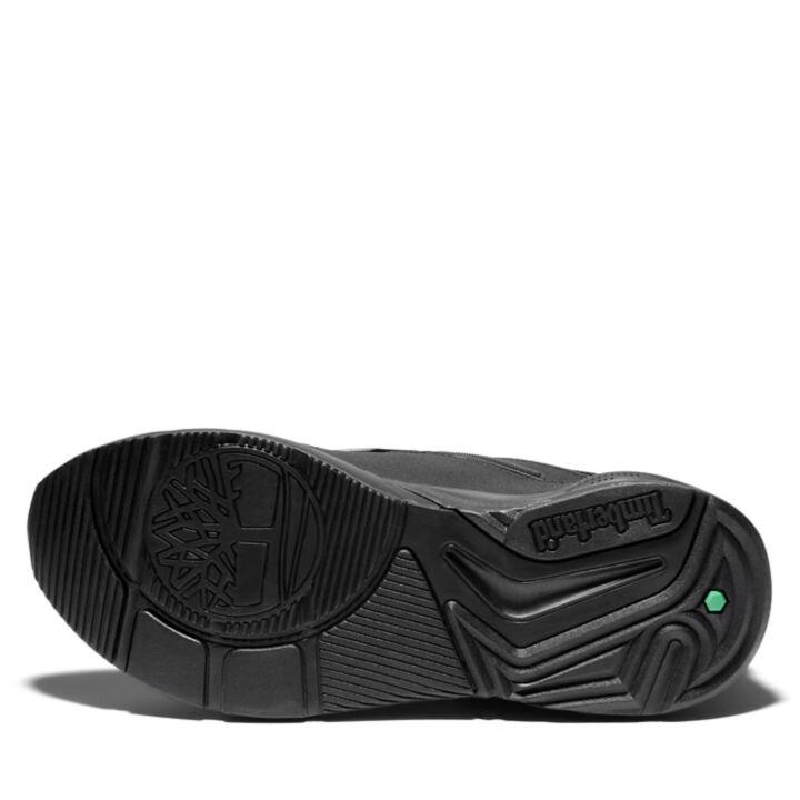 Delphiville Fileli Siyah Kadın Spor Ayakkabı