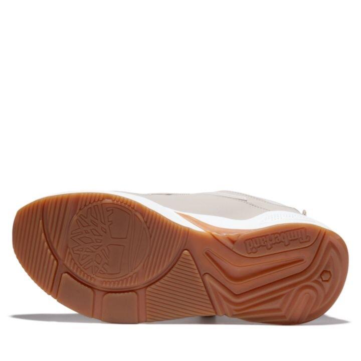 Delphiville Bej Mesh Kadın Sneaker