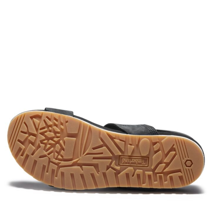 Malibu Waves Siyah Kadın Sandalet