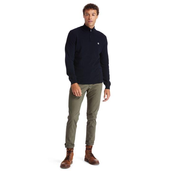 Sargent Lake Yeşil Erkek Chino Pantolon