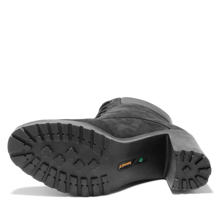 Allington 6 Siyah Kadın Topuklu Bot
