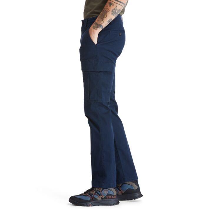 Squam Lake Lacivert Erkek Kargo Pantolon
