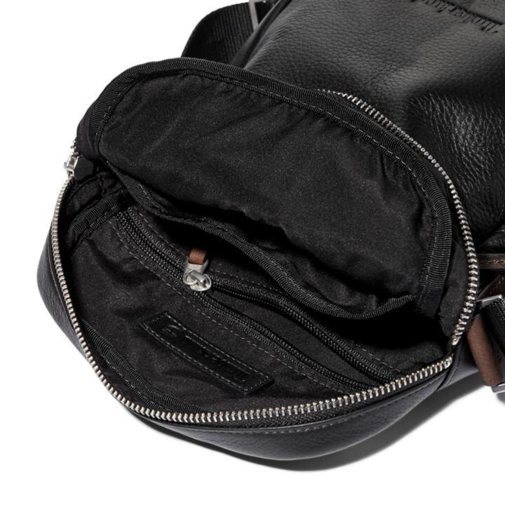 Tuckerman Siyah Çarpraz Askılı Çanta