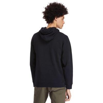 Outdoor Heritage Est.1973 Siyah Kapüşonlu Sweatshirt