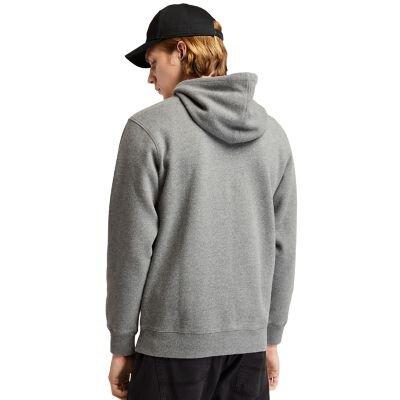 Outdoor Heritage Est.1973 Erkek Füme Kapüşonlu Sweatshirt