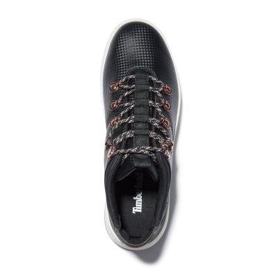 Supaway Fabric Siyah Kadın Spor Ayakkabı