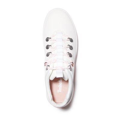 Supaway Fabric Beyaz Kadın Spor Ayakkabı
