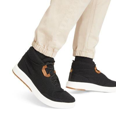 TrueCloud™ EK+ Siyah Erkek Chukka