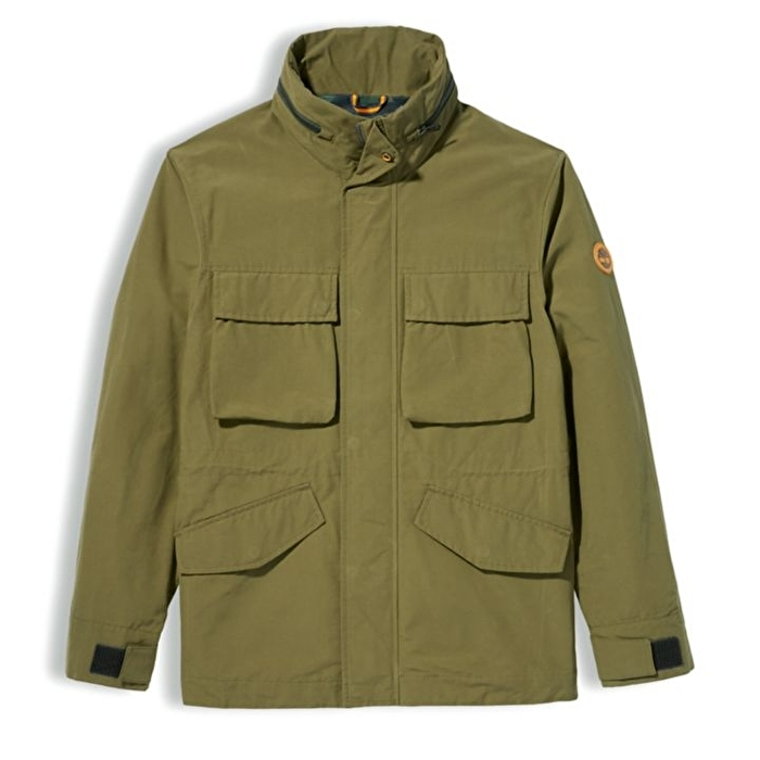Outdoor Heritage Koyu Yeşil Erkek Ceketi
