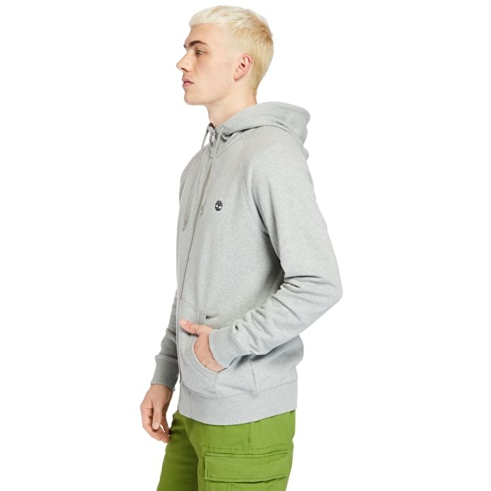 Exeter River Gri Erkek Sweatshirt