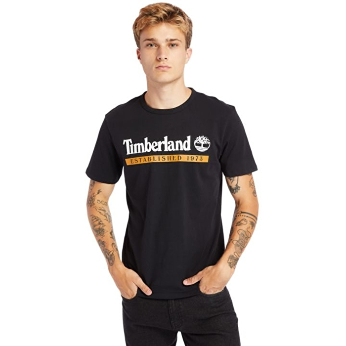 Established 1973 Erkek T-Shirt - Siyah