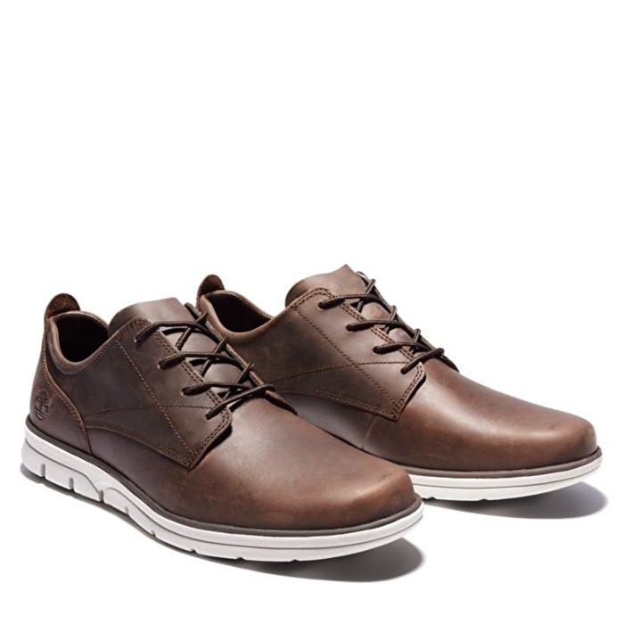Bradstreet Koyu Kahverengi Erkek Sneaker