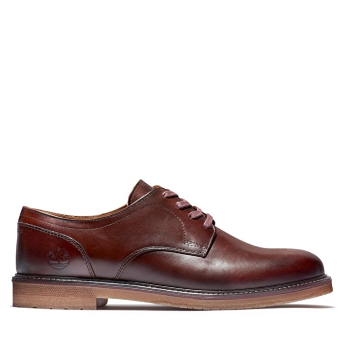 Oakrock LT Kahverengi Erkek Oxford Ayakkabı