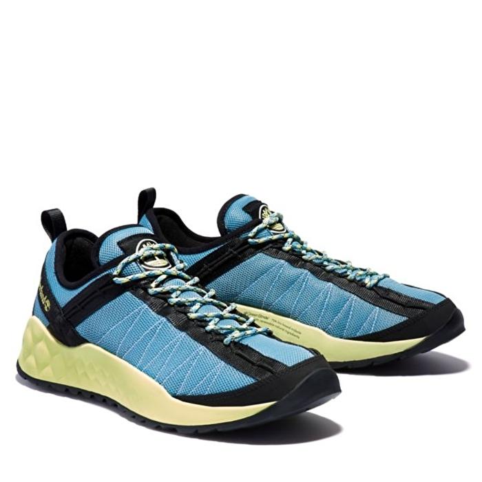 Solar Wave Mavi Mesh Erkek Spor Ayakkabı