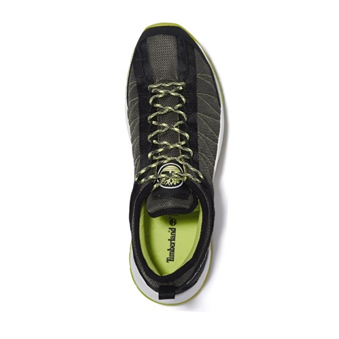 Solar Wave Koyu Yeşil Mesh Erkek Spor Ayakkabı