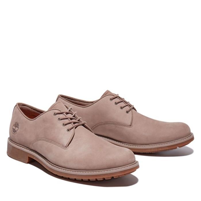 Stormbucks Açık Bej Erkek Oxford Ayakkabı