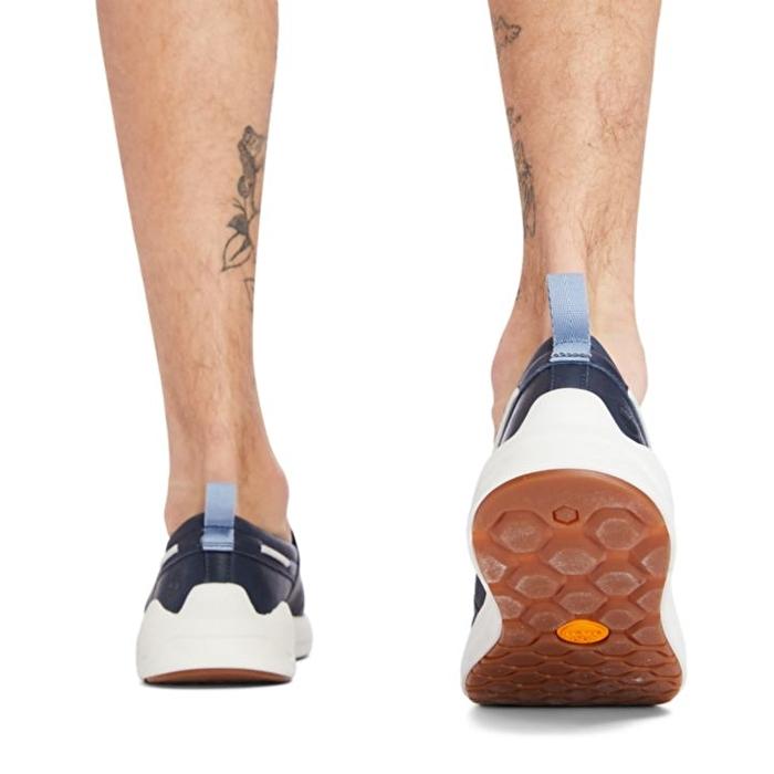 Bradstreet Ultra Lacivert Erkek Tekne Ayakkabısı