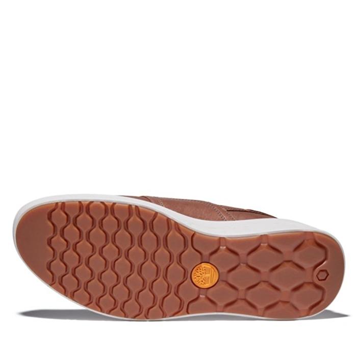 Bradstreet Ultra Koyu Kahverengi Erkek Tekne Ayakkabısı