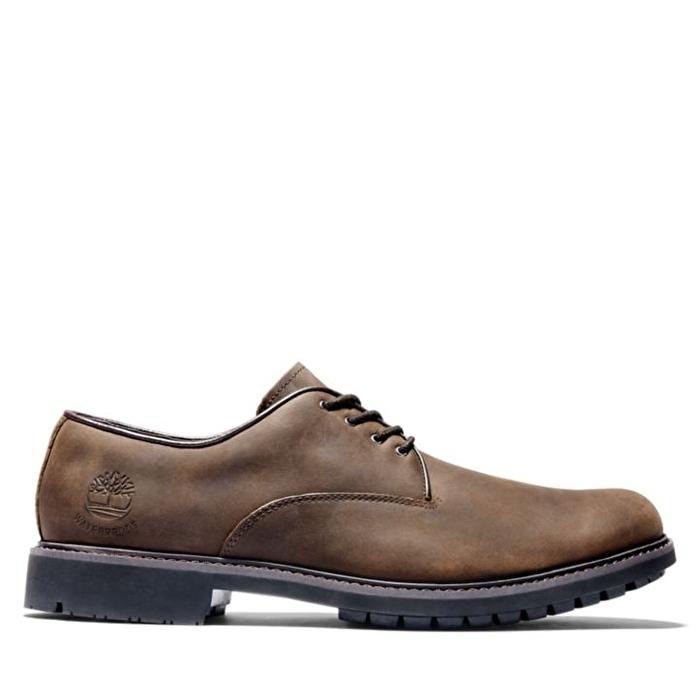 Stormbucks Kahverengi Erkek Oxford Ayakkabı