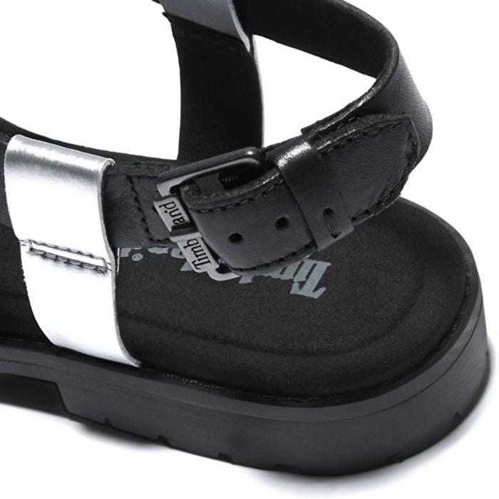 Chicago Riverside Siyah Parmak Arası Kadın Sandaleti