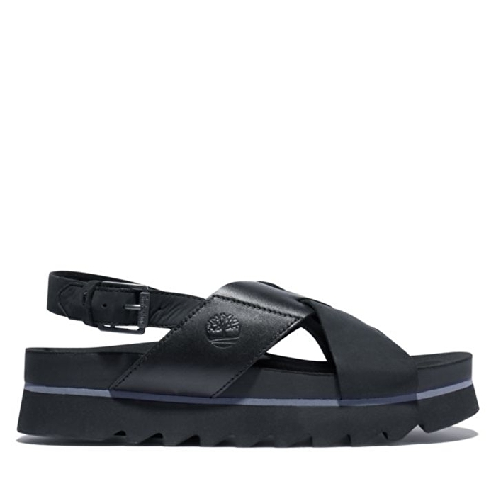 Santa Monica Sunrise Siyah Kadın Sandalet
