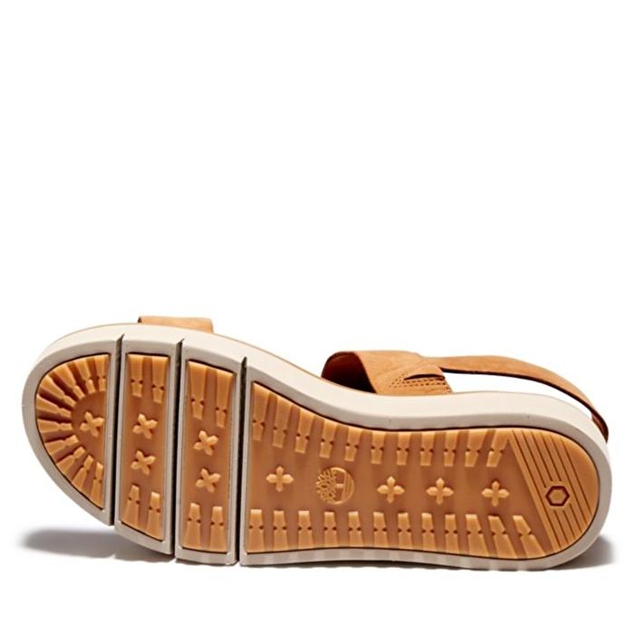 Safari Dawn Kahverengi Kadın Sandalet