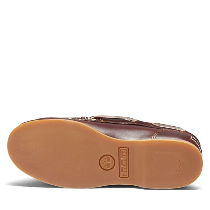 Classic 2-Eye Kahverengi Kadın Tekne Ayakkabısı