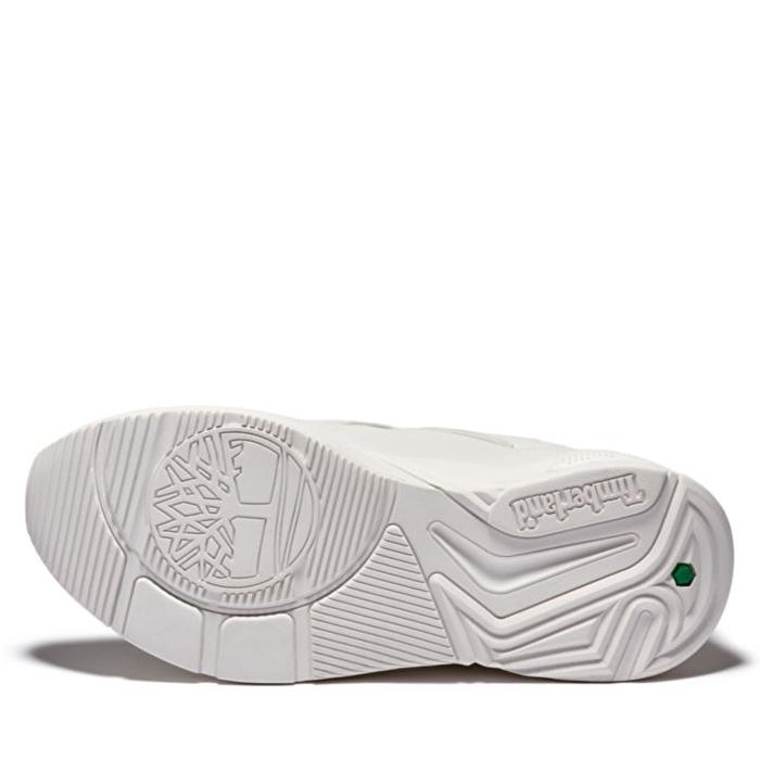 Delphiville Beyaz Mesh Kadın Sneaker