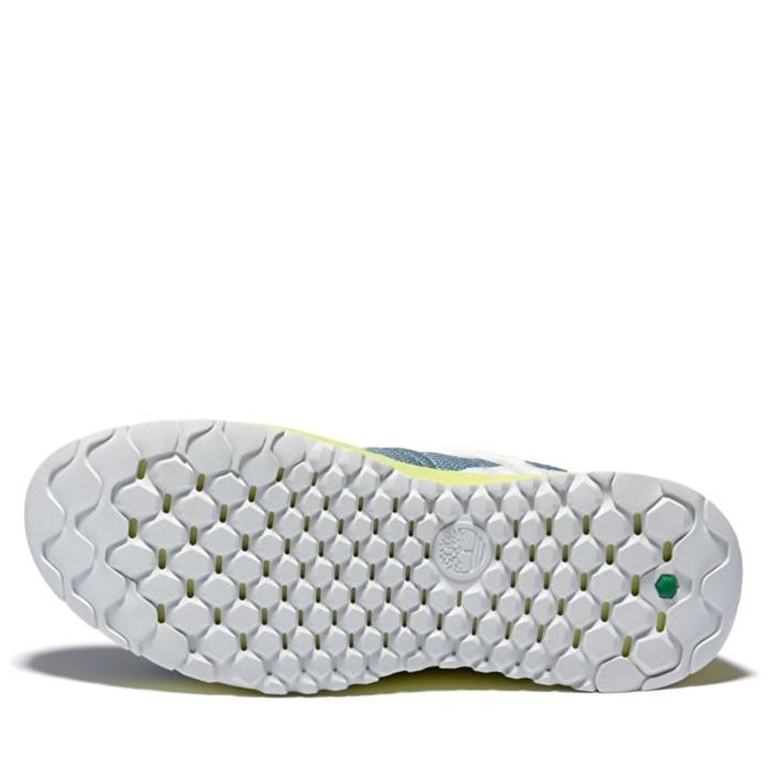 Solar Wave Mavi Kadın Spor Ayakkabısı