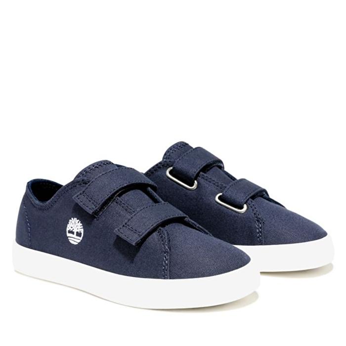 Newport Bay Lacivert 2 Bantlı Çocuk Ayakkabısı