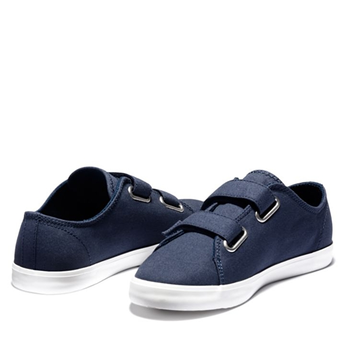 Newport Bay Bantlı Lacivert Çocuk Oxford Ayakkabı