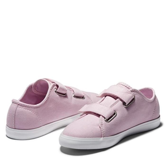 Newport Bay Pembe Bantlı Çocuk Oxford Ayakkabı