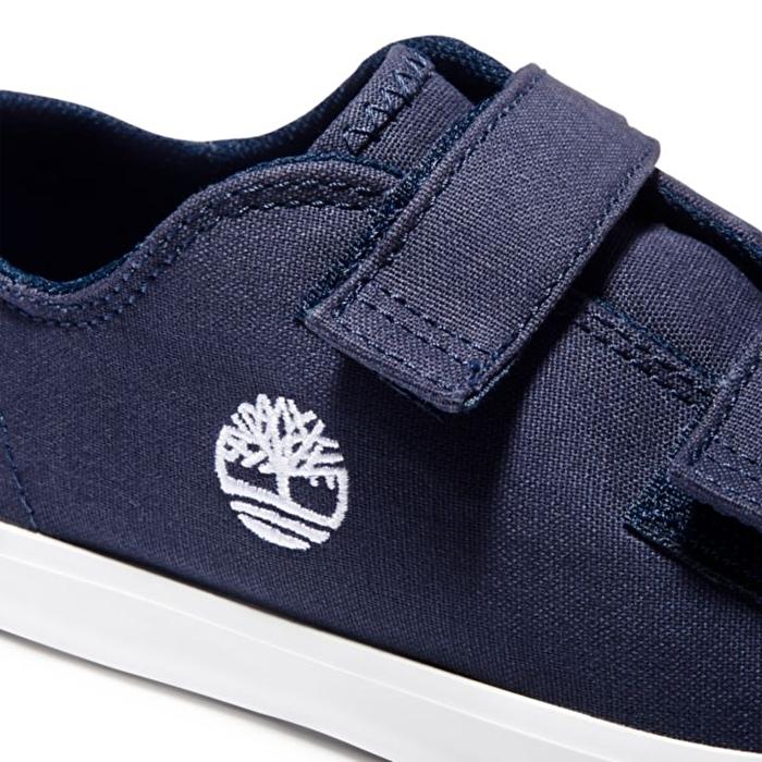 Newport Bay Lacivert Bantlı Çocuk Oxford Ayakkabı