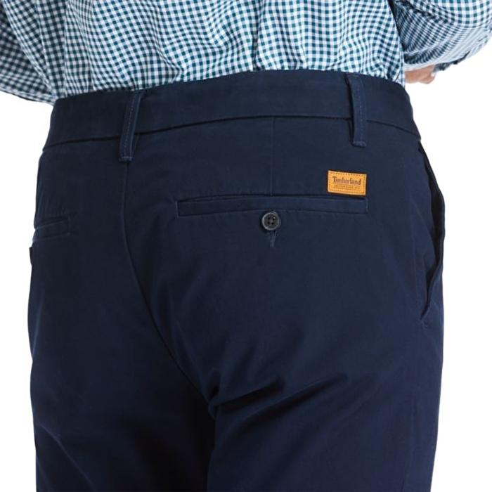 Sargent Lake Lacivert Erkek Chino Pantolon