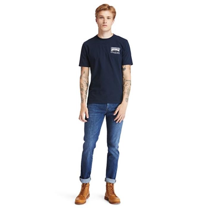Sargent Lake Mavi Erkek Stretch Jean