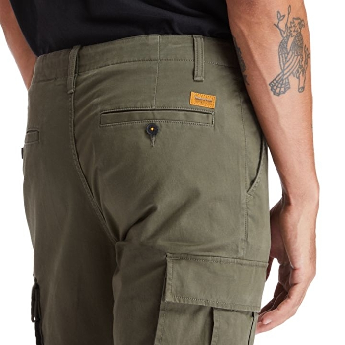 Squam Lake Yeşil Erkek Kargo Pantolon