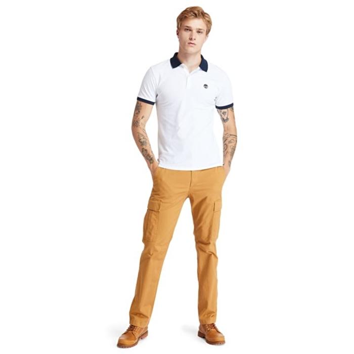 Squam Lake Sarı Erkek Kargo Pantolon
